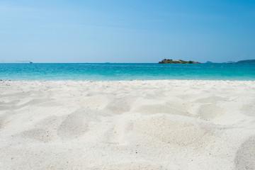 closeup of sand on beach
