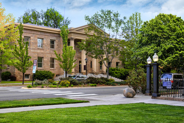 Ormsby County Courthouse, Carson City, USA
