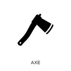 Axe icon. Axe symbol design from Agriculture, Farming and Gardening collection.