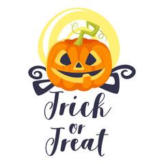 halloween poster or design