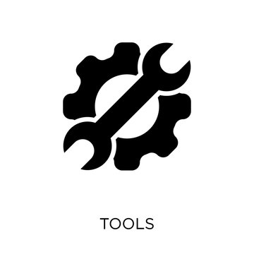 Tools icon. Tools symbol design from Construction collection.