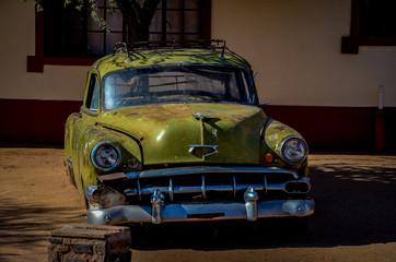 Abadoned Car