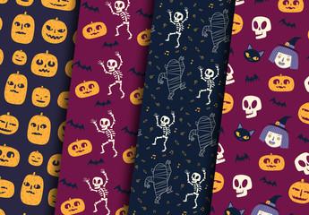 Halloween Pattern Kit