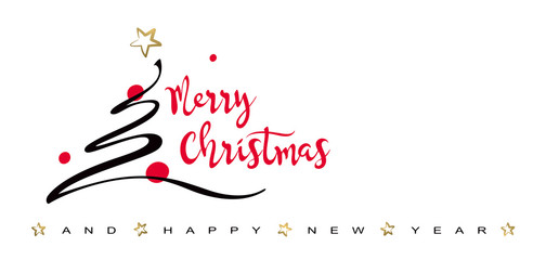 MERRY CHRISTMAS AND HAPPY NEW YEAR_CARD