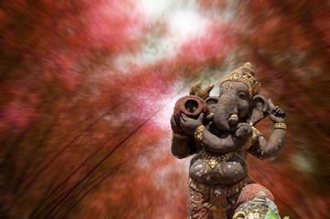 Ganesha religious restraint thing old power