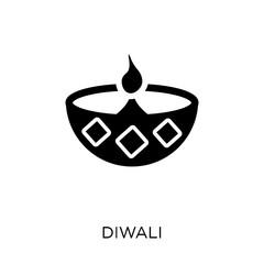 Diwali icon. Diwali symbol design from Religion collection.