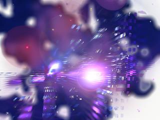 festive disco music illustration