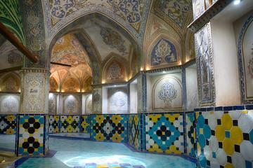 Hammam-e Sultan Mir Ahmad, Kashan, Iran