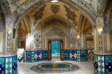 Foto op Aluminium Marokko Hammam-e Sultan Mir Ahmad, Kashan, Iran