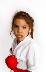 mouth guard karate