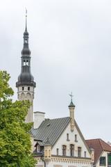 Stadtansicht von Tallinn