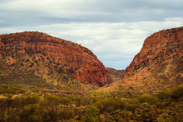 Simpson Gap, MacDonnell National Park, Northern Territory, Australia