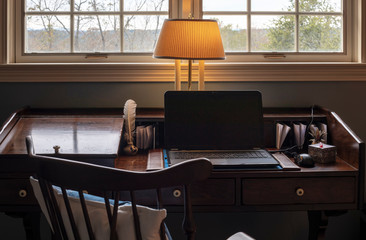 View of Home Office