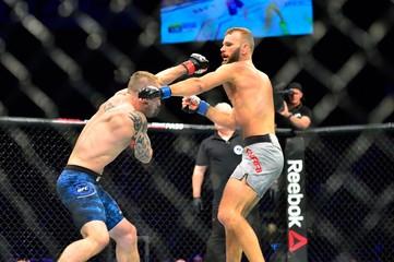 MMA: UFC Fight Night-Moncton