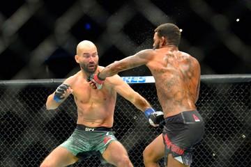MMA: UFC Fight Night-Moncton-Johnson vs Lobov