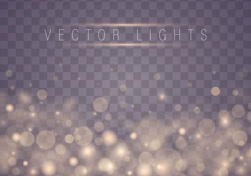 Light abstract bokeh