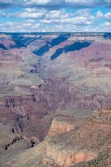 Grand canyon at midday