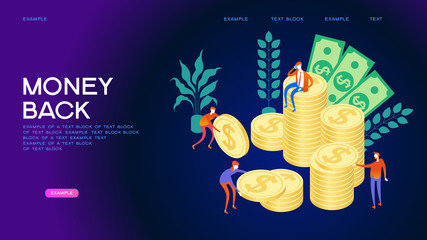 Money Back Web Banner
