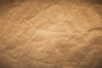 Brown old paper texture, vintage paper background.