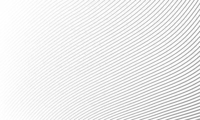 Vector illustration of the pattern of gray lines abstract background. EPS10.