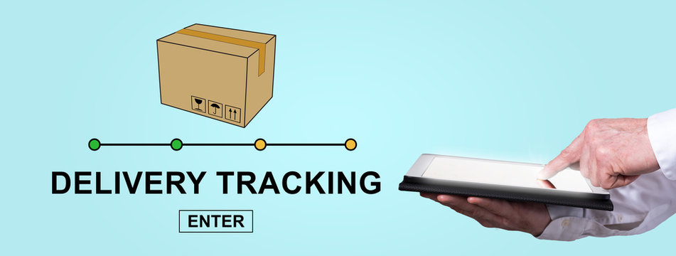 Concept of delivery tracking