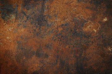Rusty Steel Plate Texture