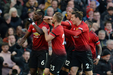 Premier League - Manchester United v Everton