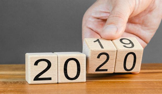 Jahresplanung für 2019 und 2020