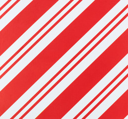 Christmas red and white striped pattern for holiday background