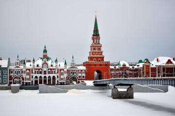 Travel to Tatarstan