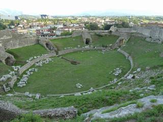 Roman theatre in Cassino