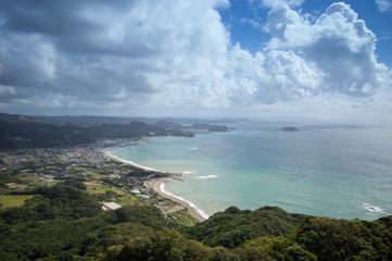 view of Chiba coast