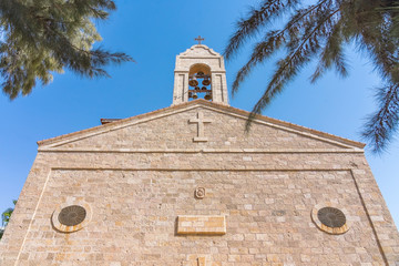 St. George's Church in Madaba, Jordan