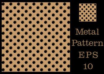texture pattern of metal