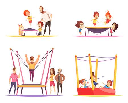 Everyone Jumps Design Concept
