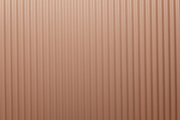 Pink painted striped wall. Raised texture background.