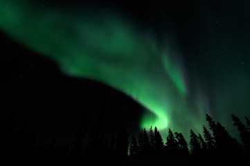 Polarlichter - Aurora Borealis