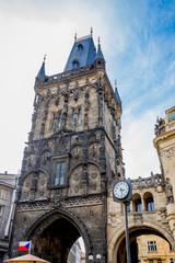 La Tour Poudrière de Prague