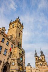 Place de la Vieille-Ville de Prague