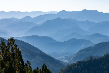 熊野古道 伏拝王子からの眺望