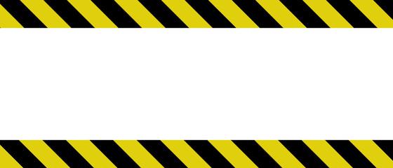 Warnschild Gelb Schwarz