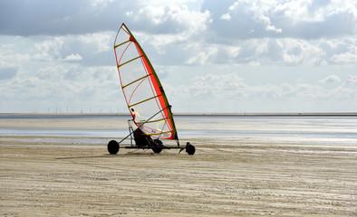 Strandsegler, Roemoe, Soenderstrand