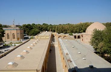 Ali Qapi Palace, Isfahan, Iran