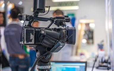 Camera Digital Video Journalist Broadcasting