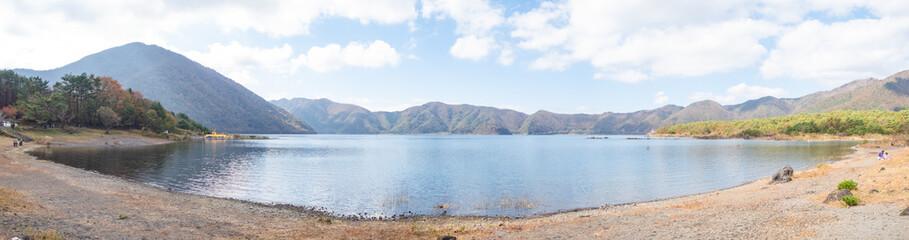 本栖湖 2018 秋