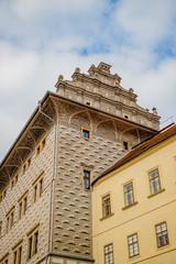 Le Palais Schwarzenberg à Prague