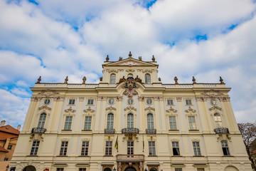 Palais archiépiscopal de Prague