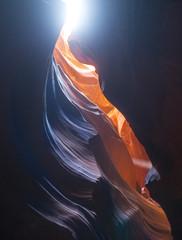 Winding Sandstone Formation