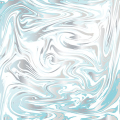 Marble paper texture imitation, suminagashi ink stains marbling background