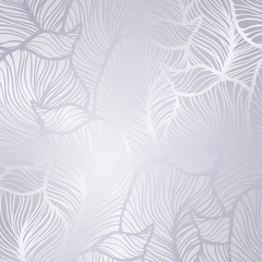 Abstract vintage seamless damask pattern. Floral ornate